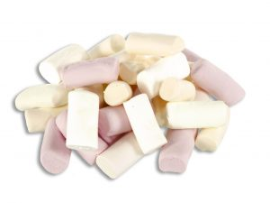 Organic marshmellows